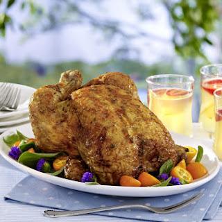 Pomegranate Glazed Chicken