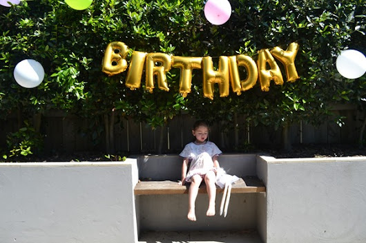 Lately… Isabelle turns 6 and other things…