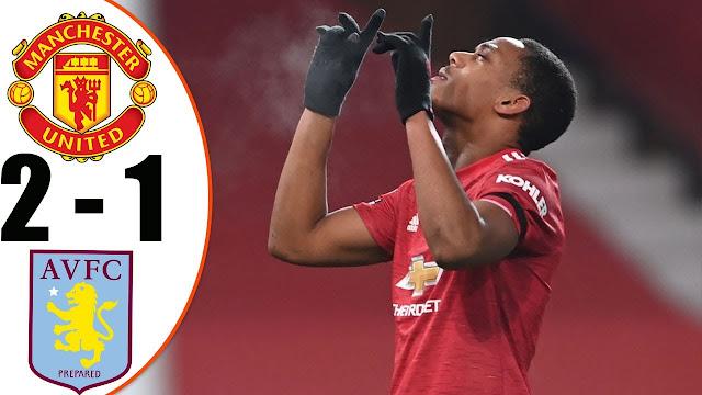 4 Fakta Menarik dari Perlawanan Manchester United vs Aston Villa.