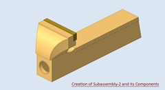 Subassembly-2 and its Components