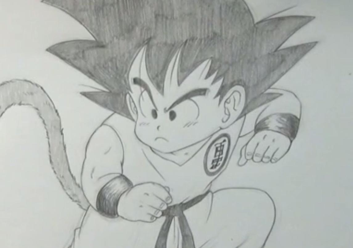 Lujo Imagenes Para Colorear De Goku Fase 4: 2019 】 🤙 IMAGENES DE GOKU PARA DIBUJAR