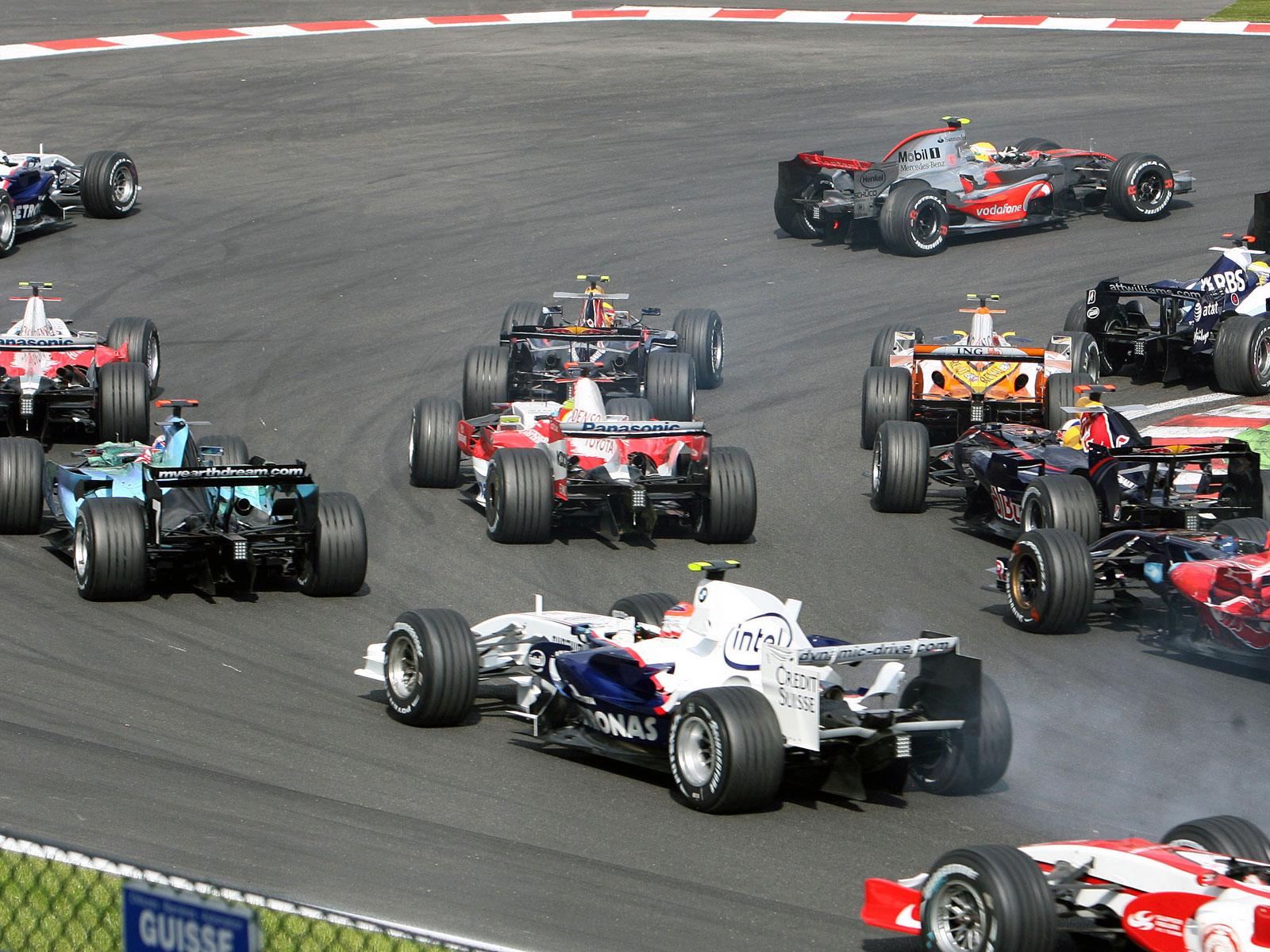 HD Wallpapers 2007 Formula 1 Grand Prix of Belgium   F1-Fansite.com