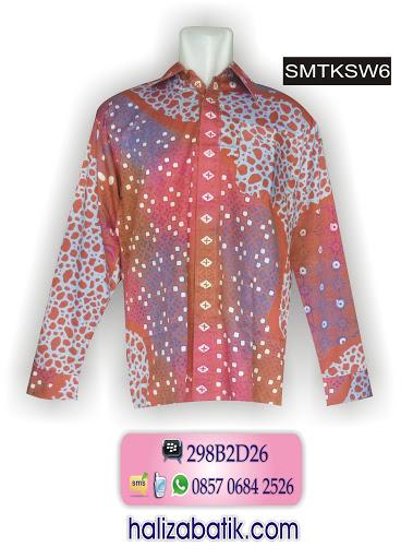 SMTKSW6 Jual Baju Batik, Baju Batik Pria, Baju Batik, SMTKSW6