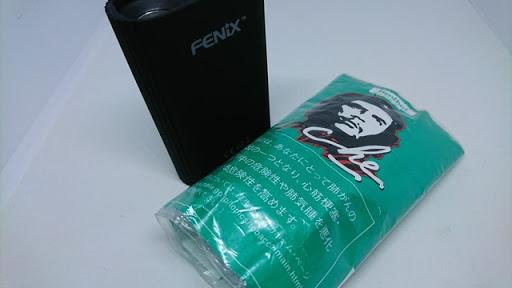 DSC 7605 thumb%255B2%255D - 【MOD】WEECKE FENiXヴェポライザーレビュー。Miniより大きく液晶はないが味は良い!どっちにすればいいか迷うヴェポ!【加熱式タバコ/葉タバコ/電子タバコ】
