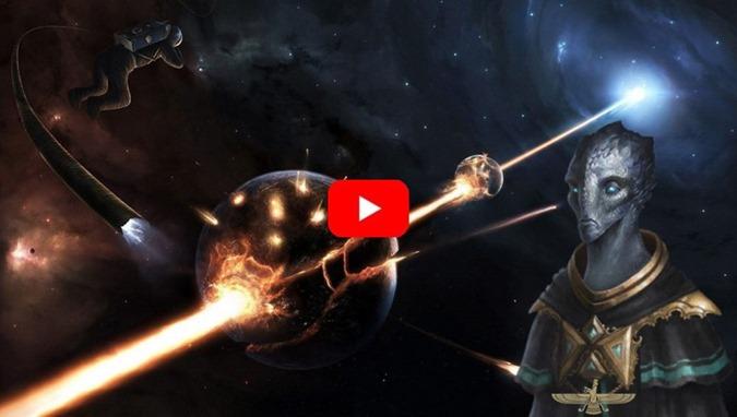 O cataclismo de Nibiru, os deuses Anunnaki e o misterioso planeta 9