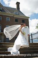 Bruidsreportage (Trouwfotograaf) - Foto van bruidspaar - 011
