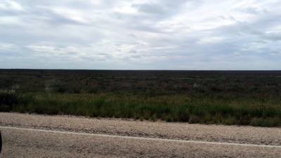 Landscape to Broome