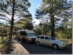 Kaibab Lake National Forest Campground