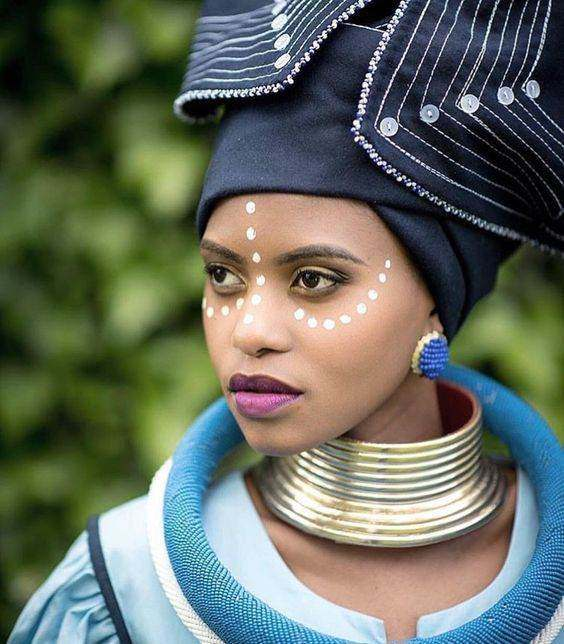 ❤ Zulu Traditional Attire Designs ❤