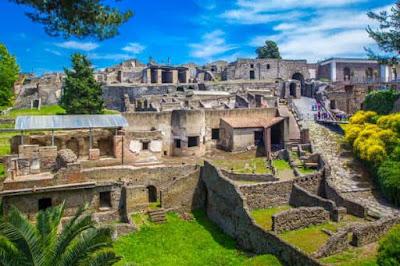 वो शहर जहां 1900 वर्ष पहले पूरी आबादी रातों-रात पत्थर बन गई - anokhagyan.in