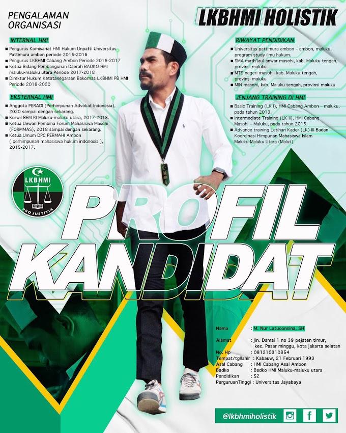 Menuju Bakornas LKBHMI, Terobosan M Nur Latuconsina Bawa Kejutan Untuk Nusantara