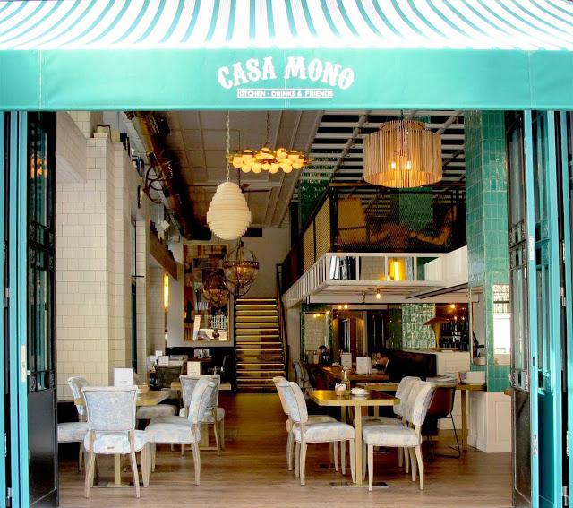 Revisión Interior: Casa Mono – Madrid