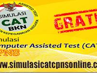 Pemerintah Tetapkan Passing Grade Test CAT CPNS 2017