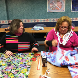 Make a Blanket Day February 2012