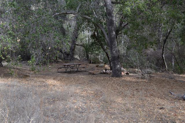 Upper Santa Ynez Camp
