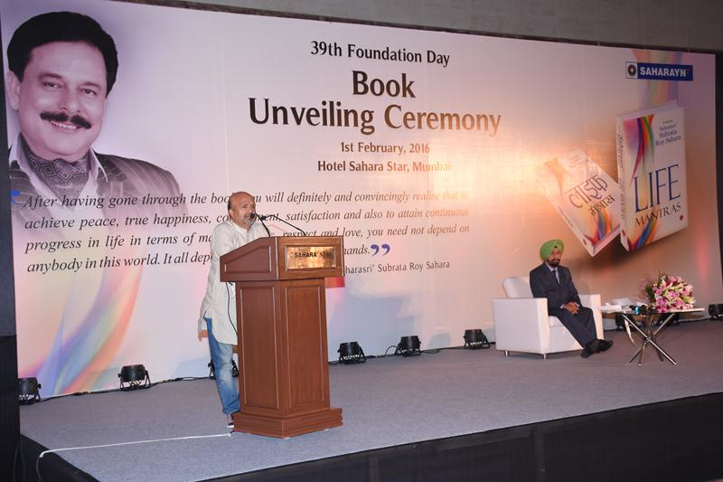 My Life - Book Launch - Subrata Roy - 4