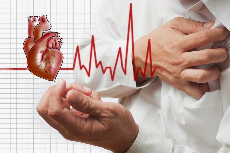 Ngoại tâm thu xuất hiện trên nền các bệnh tim mạch làm tăng nguy cơ đột tử