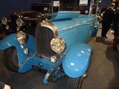 2019.02.07-068 Voisin C11 cabriolet 1928 vete Artcurial