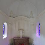 Charnier : galerie sud, chapelle