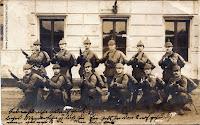 Germans from unidentified regiment 1914/1915