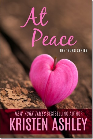 At Peace ('The Burg #2) by Kristen Ashley