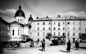 Львовская церковь Преображения Господнего
