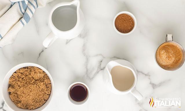 cinnamon dolce latte ingredients