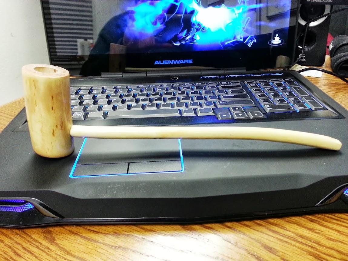 Homemade pipe