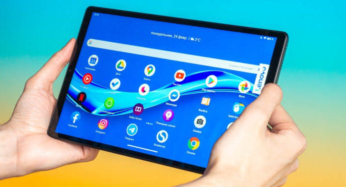 สนุกสนานไปกับความบันเทิง ด้วย 3 Android Tablets สุดสมาร์ทใหม่ จาก Lenovo