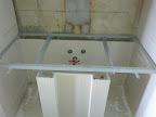 Lavabo Steel Frame