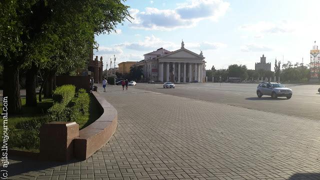 Волгоград: где люди?