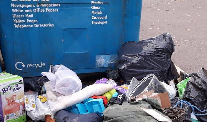 More fly-tippers fined