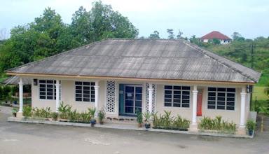 Photo: PEJABAT HIDAYAH.  Bangunan ini mula digunakan pada tahun  2007.  Menempatkan semua urusan pentadbiran sekolah rendah dan menengah.
