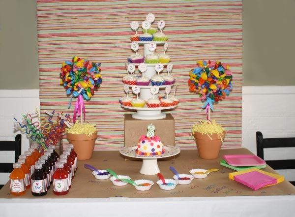 Cupcake Decorating Station Ideas : COISINHAS DA ANA: Decoracao para festa de aniversario.