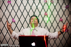 Foto 2185. Marcadores: 29/10/2010, Casamento Fabiana e Guilherme, DJ, DJ Goody, Rio de Janeiro