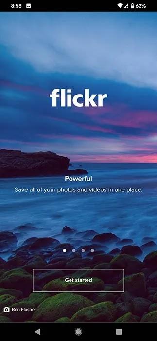 الصور الاحتياطية فليكر