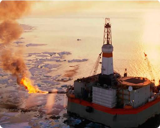 plataforma-petrolera-artico