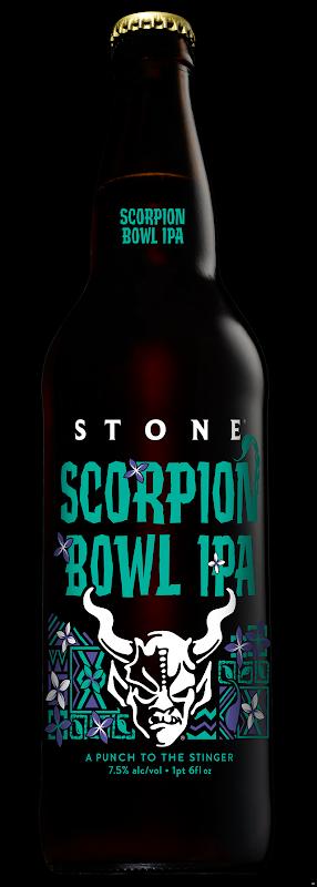 Stone Brewing Presents Stone Scorpion Bowl IPA