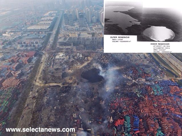 Guerra encubierta en marcha: Las explosiones de China no fueron un accidente y habrá consecuencias contra EEUU