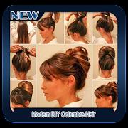 Modern DIY Colombre Hair icon