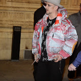 WWW.ENTSIMAGES.COM -     Boy George   arriving at    Soul Boys Of The Western World - UK film premiere at Royal Albert Hall, London September 30th 2014Premiere of documentary about the group, charting their rise to fame in the 1980s - Spandau Ballet The Film                                                    Photo Mobis Photos/OIC 0203 174 1069