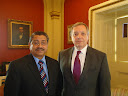 H.E, Ambassador Mr. Akramul Qader with Senator Richard Durbin (D-IL)