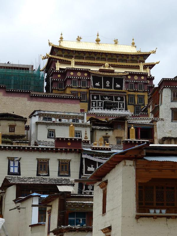 Chine.Yunnan. Ganten Sumtsenling Monastery, Shangri la - P1260081.JPG