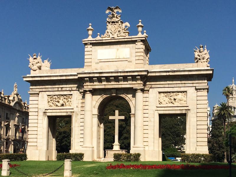 Porta del Mar. Que visitar en Valencia en 3 días