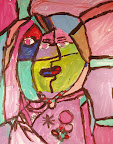 Tribute to Picasso by Angelina