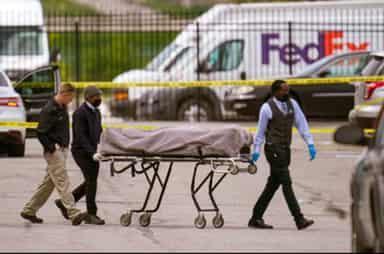 Indianapolis FedEx gunman was former employee