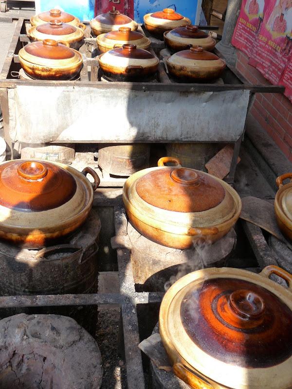 Quanzhou.Le canard mijote