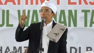 TGB Bela Jokowi soal Muazin: Jangan Gampang Menyalahkan Orang