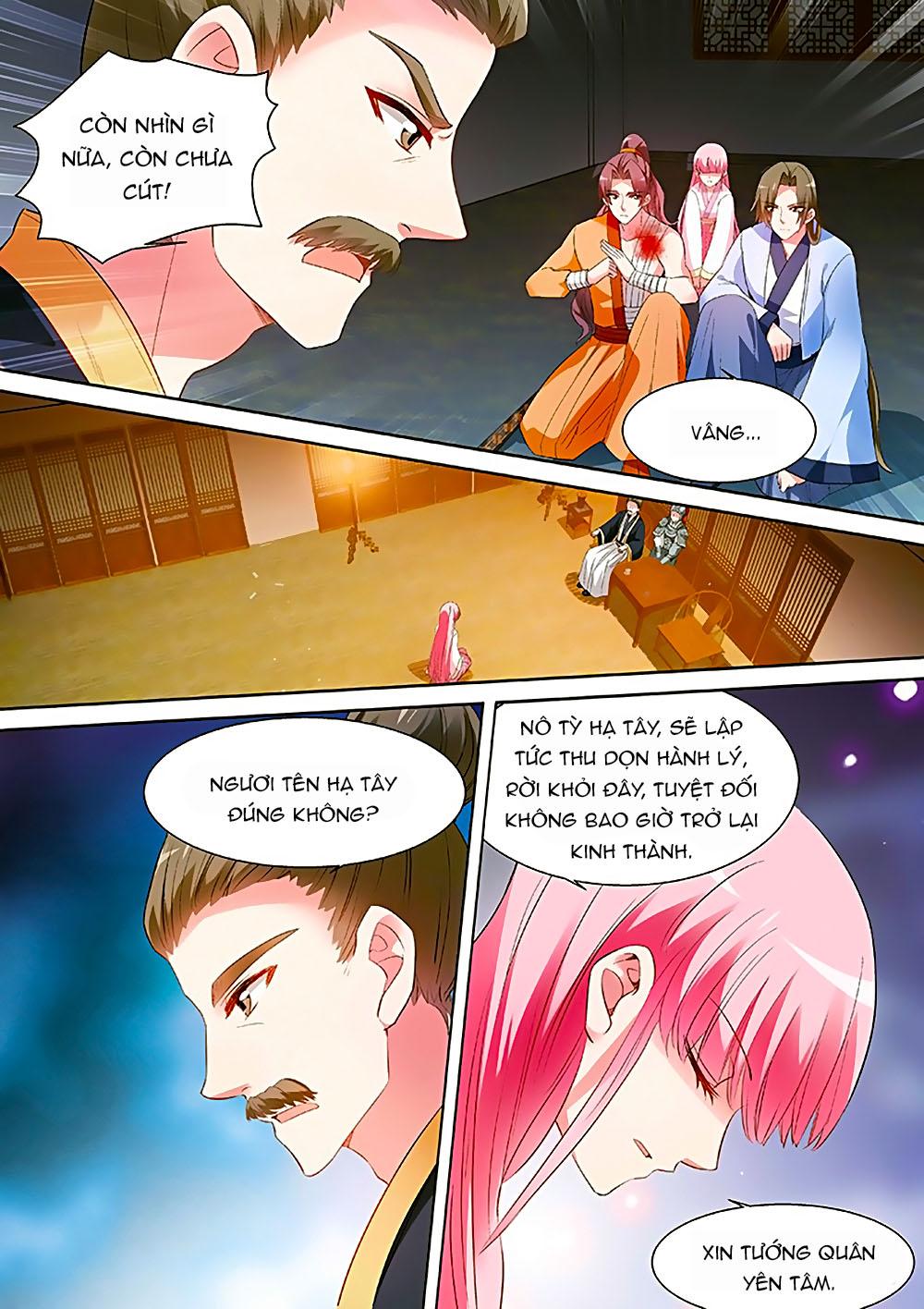 Hệ Thống Chế Tạo Nữ Thần chap 80 - Trang 5