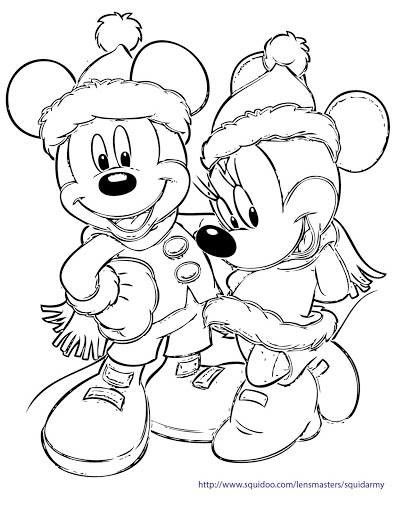 HD Disney Cars Christmas Coloring Pages Design